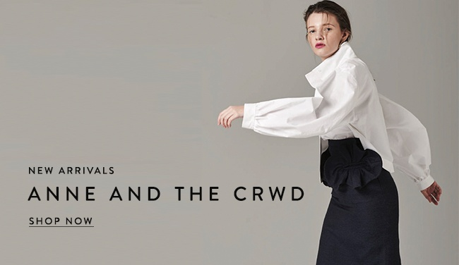 ANNE AND THE CRWD