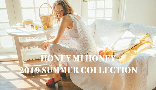 2019 summer HONEY MI HONEY