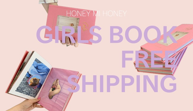 GIRLS BOOK FREE SHIPPING