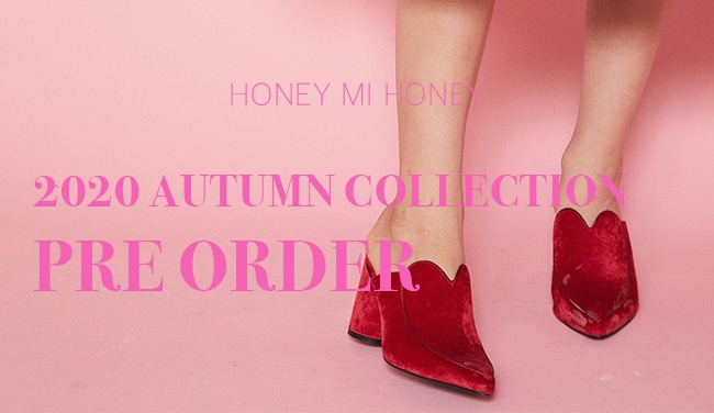 HONEY MI HONEY AUTUMN COLLECTION PRE ORDER