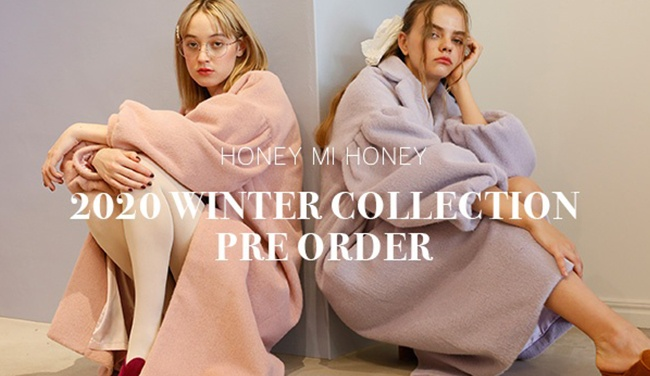 2020 WINTER COLLECTION PREORDER